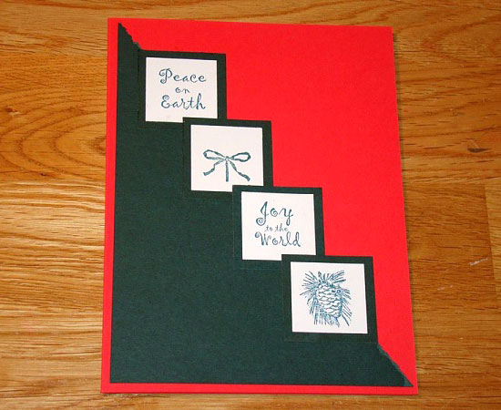 creative diy christmas cards images