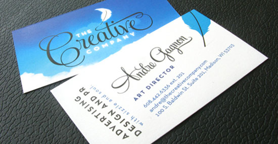 Beautiful-Blue-business-card-design