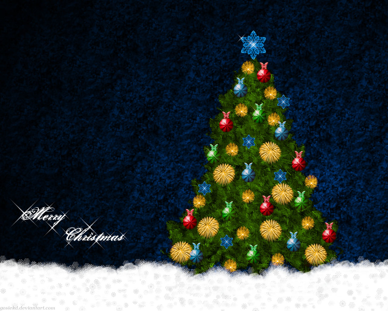 40 free christmas wallpapers hd quality 2012 collection House beautiful christmas trees