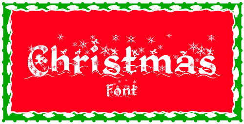 free kingthings christmas font - Christmas Fonts Free
