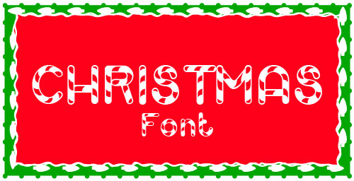10 best free christmas fonts 2012  u2013 designbolts