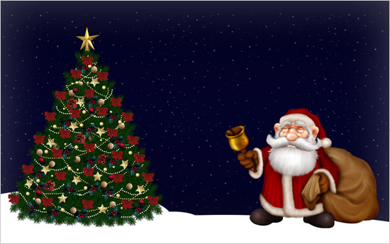 Christmas-Tree-Santa-Claus-with-gifts-Merry-Christmas_2012