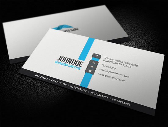 Clean-Business-card-design-Inspiration
