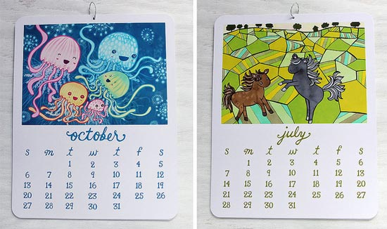 Cute-2013-Calendar-design-idea-2