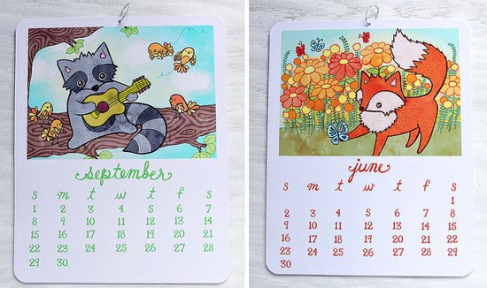 Cute-2013-Calendar-design-idea-3