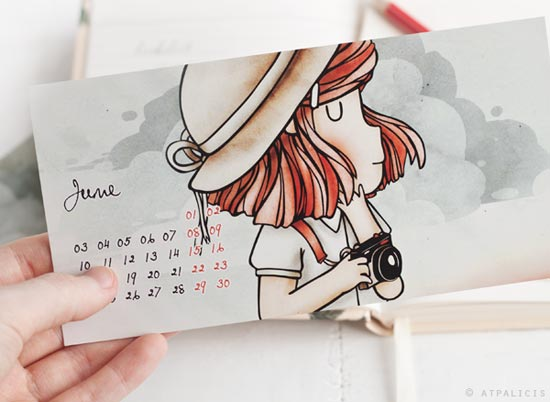 Cute-colorful-illustrated-2013-calendar-design-3