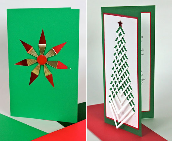 Simple Handmade Christmas Cards Diy christmas card ideas 2012: imgarcade.com/1/simple-handmade-christmas-cards