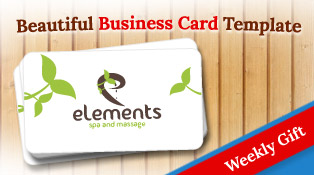 Business Card Template - Beautiful business card templates