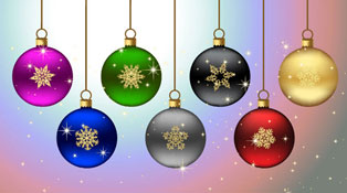 Free-Christmas-Printables--Colorful-Hanging-Christmas-Balls-Decoration