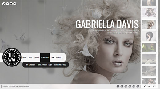 15 High Quality Free Responsive WordPress Themes For New Year 2013 ...