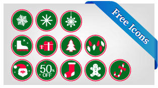 Free-Vector-Christmas-Icons-2012
