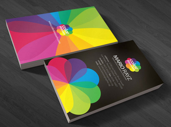 Graphic-elements-Colorful_business_card-design