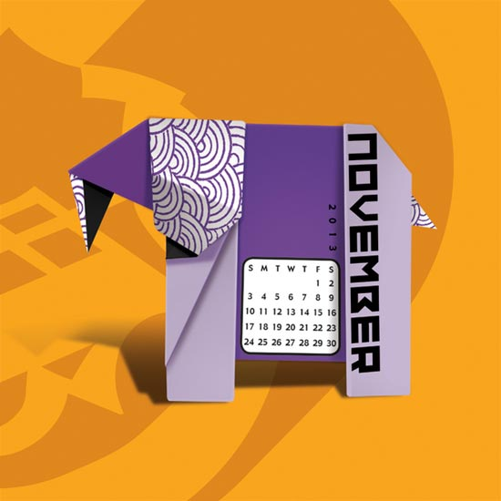 Origami-2013-Calendar-design-4