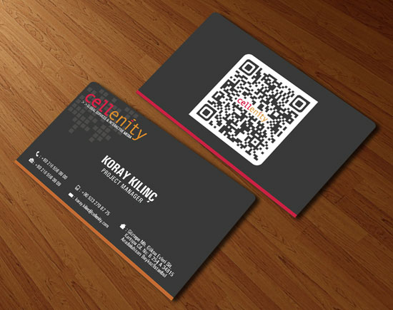 Top 6 important things to add in business cards qr code on the back side of your business card image source businesscardqrcode design reheart Images