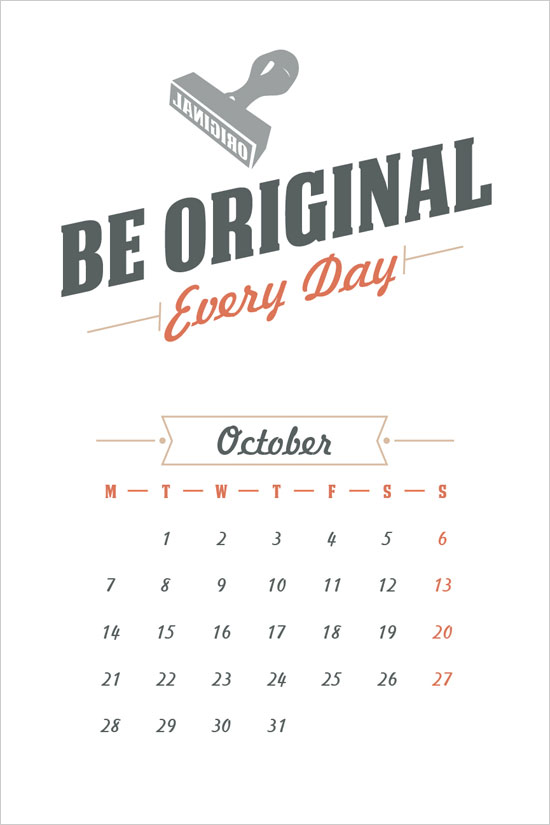 free-october-calendar-for-2013