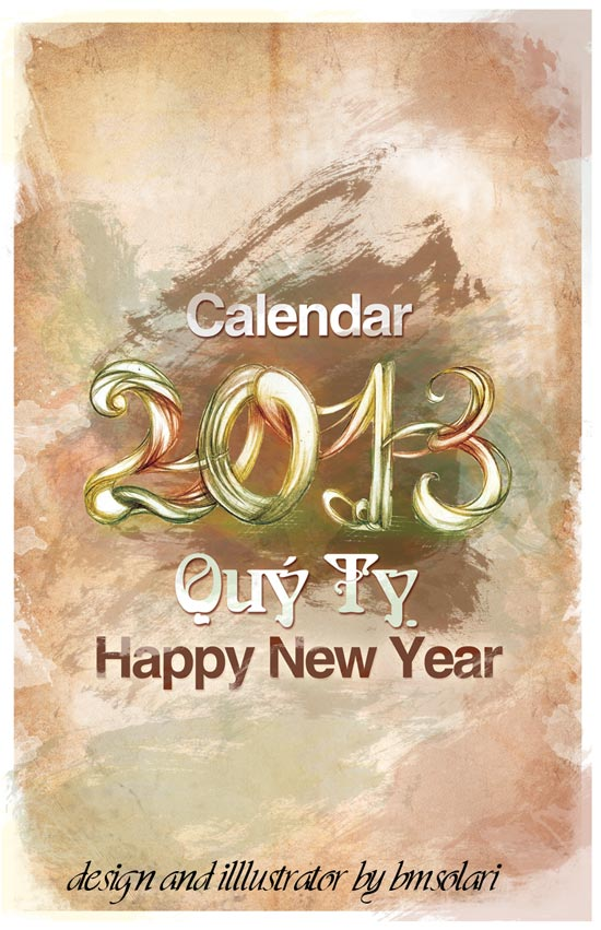 snakes_calendar_2013-design-inspiration