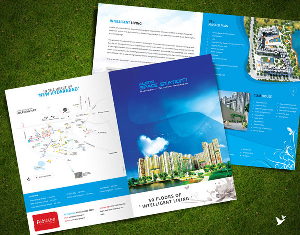 20 new beautiful corporate brochure design ideas examples for Brochure design inspiration