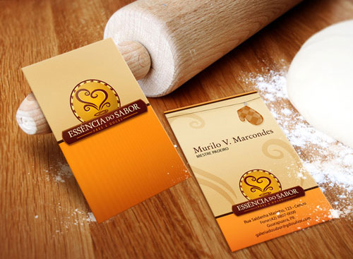 Bakery  Business Card Steps Which Help You To Design Memorable Business Cards