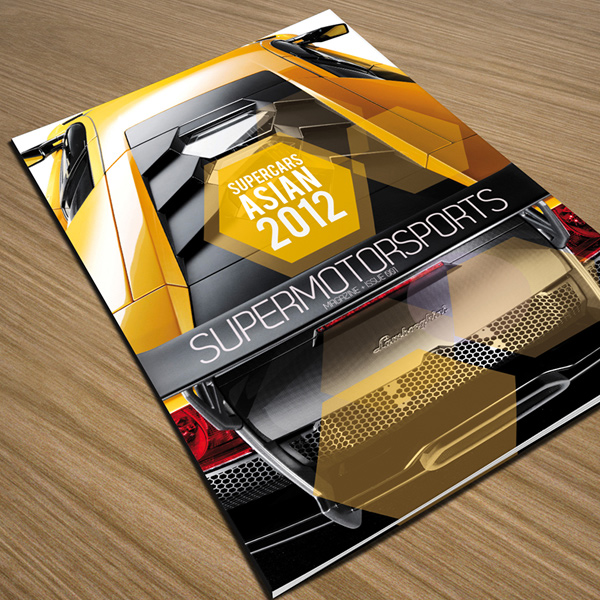 20 new beautiful corporate brochure design ideas examples for Automobile brochure design