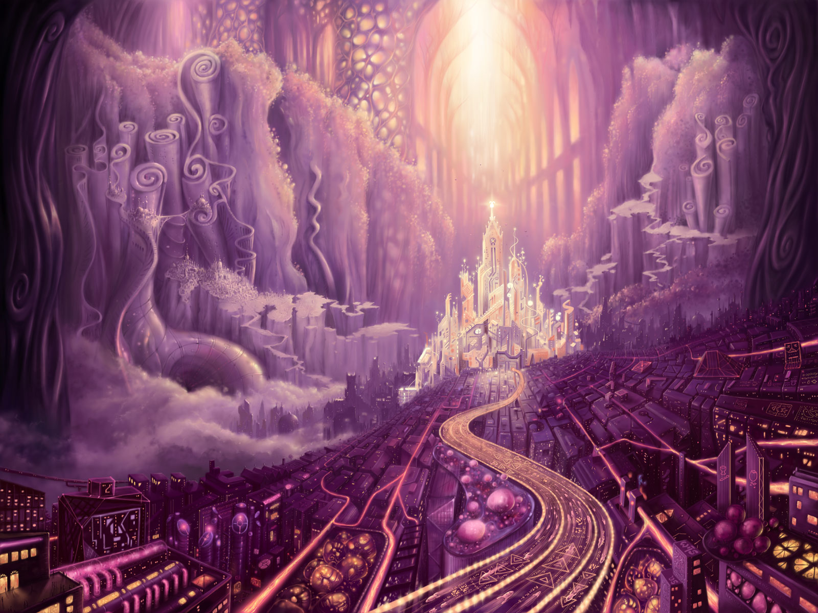 20 Amazing Beautiful Digital Art Desktop Wallpapers In Hd