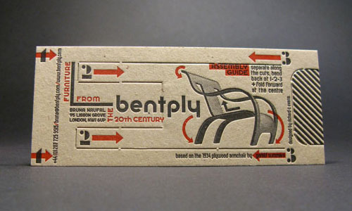 Bentply Furniture Creative Business card design Steps Which Help You To Design Memorable Business Cards