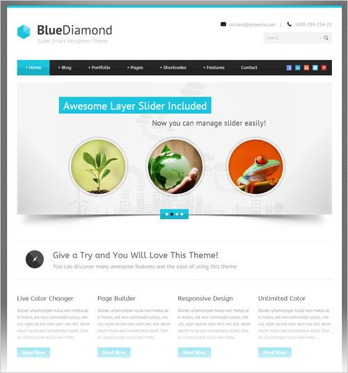Blue-Diamond-Premium-Responsive-Corporate-WordPress-Theme-2013