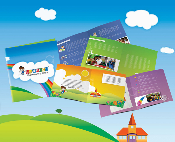Brochure-design-for-kindergarden