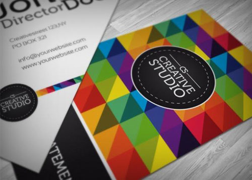 Creative+Studio+Business+Card+design Steps Which Help You To Design Memorable Business Cards