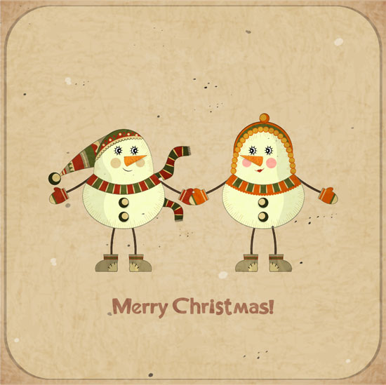 Cute-Merry-christmas-card-for-couple