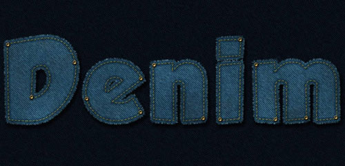 Denim-Jeans-Text-Effect-Photoshop-cs6-Tutorial