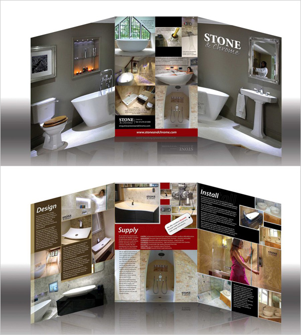 Elegant-stone_and_chrome_brochure_design-example