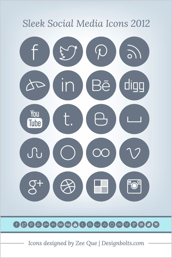 Free-Simple-Sleek-Social-Media-Icons-Pack-2013