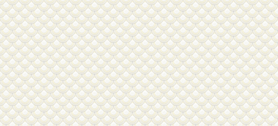 Gold-Scale-White-Seamless-Pattern