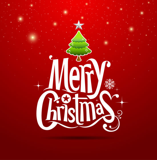 Merry-christmas-card-design