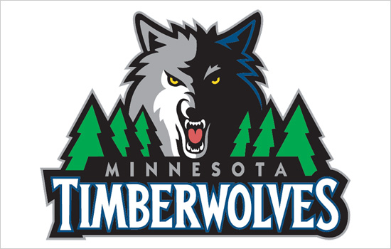 Minnesota-Timberwolves-logo-design