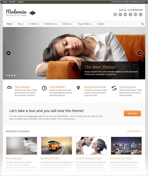 Modernize-Awesome-WordPress-Theme-2013