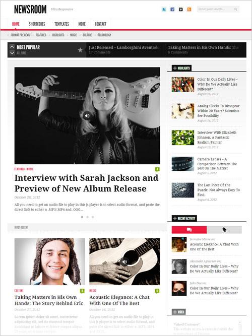 Newsroom---Best-Responsive-News-&-Magazine-Theme-2013