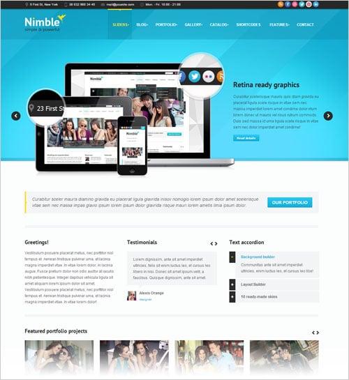 Nimble-Multipurpose-Retina-Ready-WordPress-Theme-2013