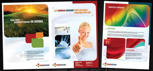 20 New Beautiful Corporate Brochure Design Ideas Examples – Brochure Design Idea Example