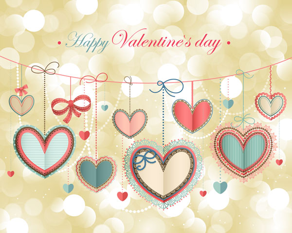 Beautiful-Happy-Valentine's-day-Card-design