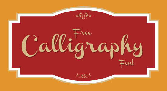 Channel Best Beautiful Free Calligraphy Font 2013 Top 20 Best & Beautiful Free Calligraphy Fonts For Your 2013 Projects