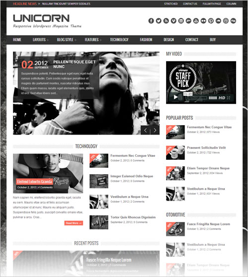 Clean-and-Best-Responsive-Magazine-Theme-2013-For-Online-magazines