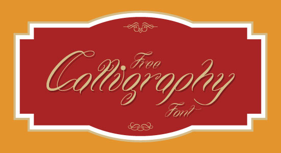 Curlings Best Beautiful Free Calligraphy Fonts 2013 Top 20 Best & Beautiful Free Calligraphy Fonts For Your 2013 Projects
