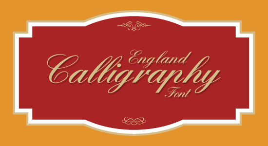 ENGLAND HAND DB Calligraphy Font Top 20 Best & Beautiful Free Calligraphy Fonts For Your 2013 Projects
