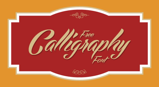 Echinos Park Script Best Beautiful Free Calligraphy Font 2013 Top 20 Best & Beautiful Free Calligraphy Fonts For Your 2013 Projects