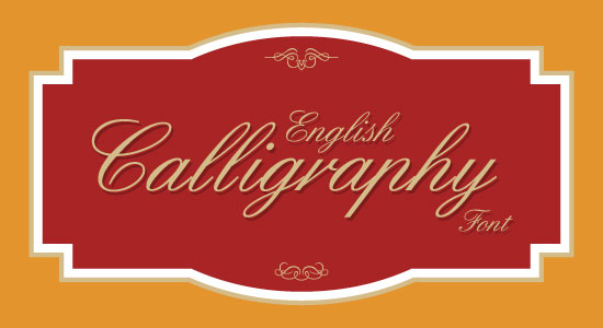 English Best Beautiful Free Calligraphy Font 2013 Top 20 Best & Beautiful Free Calligraphy Fonts For Your 2013 Projects