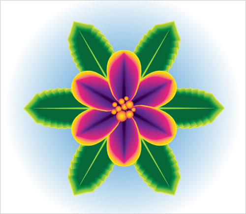 Flower-adobe-illustrator-cs6-tutorial