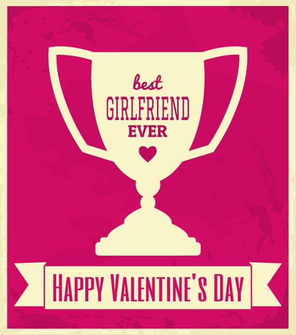 Girlfriend-Happy-Valentine's-day-card