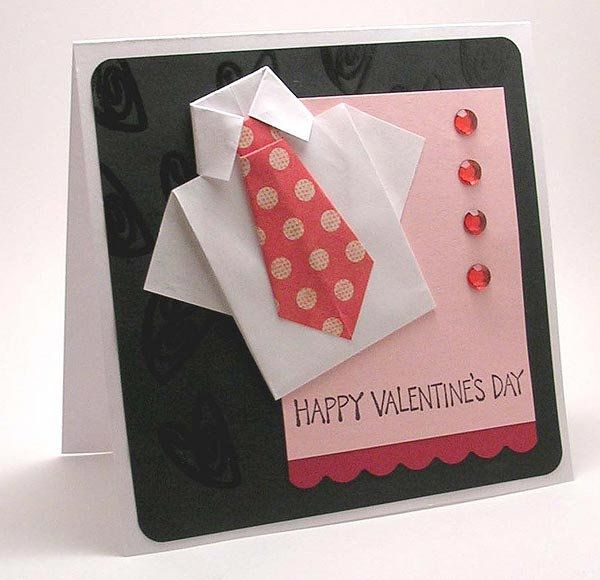 Delightful Card Making Ideas For Boyfriend Part - 5: Happy-Valentines-Card-for-my-boyfriend