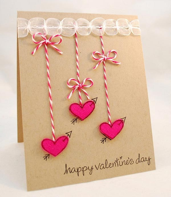 25 Cute Happy Valentines Day Cards – Happy Valentines Day Cards